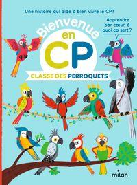 Couverture «Classe des Perroquets»