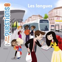 Cover of « Les langues »