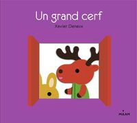 Couverture « Un grand cerf »