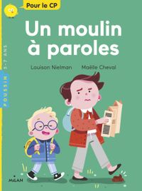 Couverture « Un moulin à paroles »