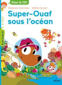 Cover of «Super-Ouaf sous l'océan»