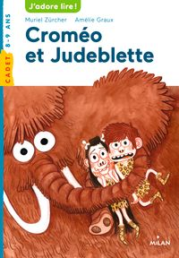 Cover of « Croméo et Judeblette »