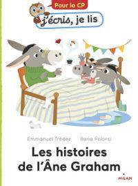 Couverture «Les histoires de l'âne Graham»