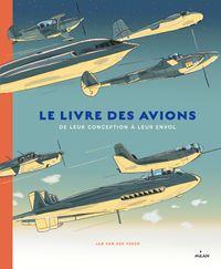 Couverture «Le livre des avions»