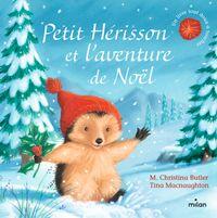 Couverture «Petit Hérisson et l'aventure de Noël (tout-carton)»