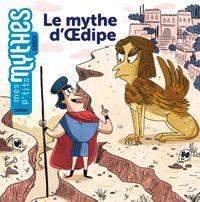 Couverture «Le mythe d'Œdipe»