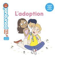 Couverture «L'adoption»
