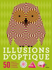 Couverture « Illusions d'optique »