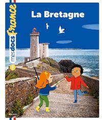 Couverture «La Bretagne»