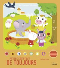 Cover of « Petites comptines de toujours »