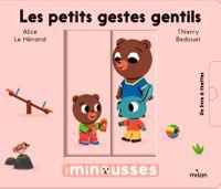 Couverture «Les petits gestes gentils»