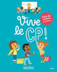 Couverture «Vive le CP!»