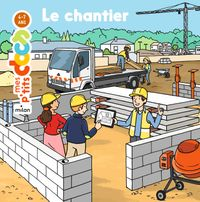 Couverture « Le chantier »