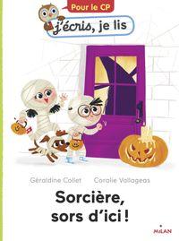 Cover of «Sorcière, sors d'ici!»