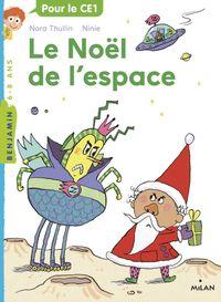 Couverture «Le Noël de l'espace»