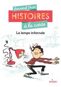 Cover of «La lampe infernale»