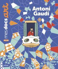 Couverture «Antoni Gaudí»