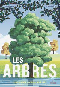 Couverture «Les arbres»