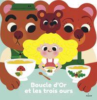 Cover of «Boucle d'or et les trois ours»
