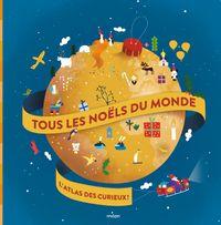 Couverture «Tous les Noëls du monde»