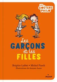 Cover of «Les garçons et les filles»