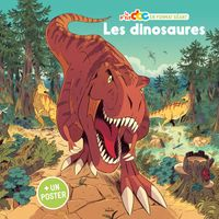Cover of « Les dinosaures – Format géant »