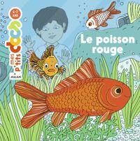 Couverture «Le poisson rouge»