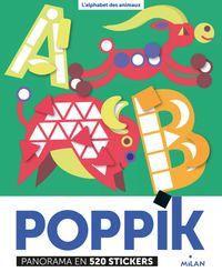 Couverture «L'alphabet des animaux»