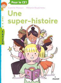 Couverture «Une super-histoire»