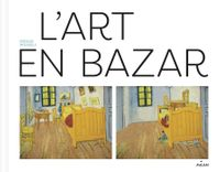 Couverture « L'art en bazar »