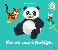 Couverture «Les animaux à protéger»