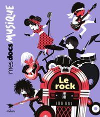 Couverture «Le rock»