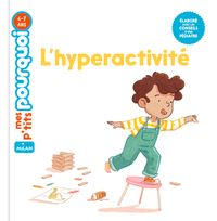 Couverture «L'hyperactivité»