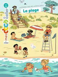 Couverture «La plage»
