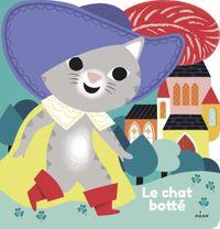Couverture «Le chat botté»