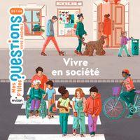 Couverture «Vivre en société»