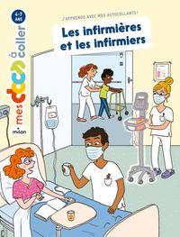 Couverture «Les infirmières et les infirmiers»