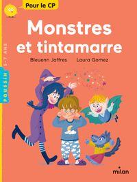 Couverture «Monstres et tintamarre»