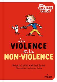 Couverture «La violence et la non-violence»