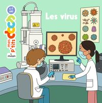 Couverture «Les virus»