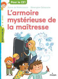 Couverture «L'armoire mystérieuse de la maîtresse»