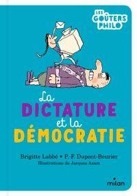 Couverture «La dictature et la démocratie»