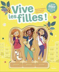 Couverture «Vive les filles !»