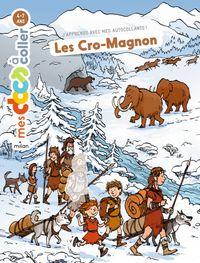 Couverture «Les Cro-Magnon»