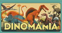 Couverture «Dinomania»