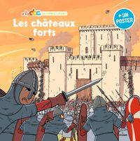 Couverture «Les châteaux forts – format géant»