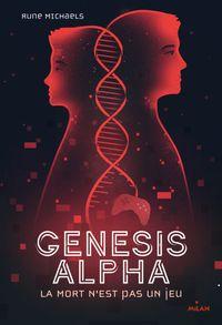 Couverture «Genesis Alpha»