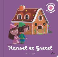 Couverture «Hansel et Gretel»