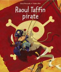 Couverture « Raoul Taffin pirate »
