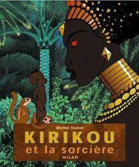 Couverture «Kirikou et la sorcière»